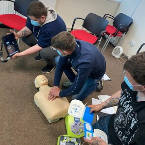 Automated External Defibrillator (AED) Training