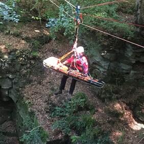 Technical Rope Rescue Technician: Level 1 Operators