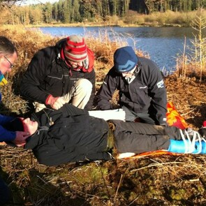 Outdoor First Aid Level 2