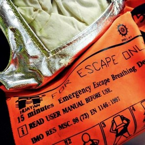 Confined Space Entry. Escape and Rescue (Including escape setts)