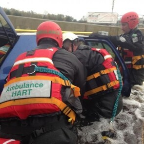 R3E: Rescue from Vehicles in Water: First Responder