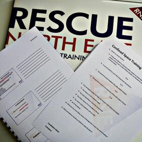 Confined Spaces Emergency Rescue & Recovery of Casualties