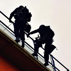 Specialist Access and Safety at Height for Fire Arms Officers