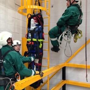 Technical Rope Rescue: Continuous Professional Development
