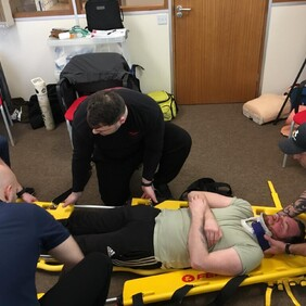 First Response Emergency Care (FREC Level 3) Week Day Course