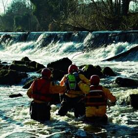 Safe Working around Water