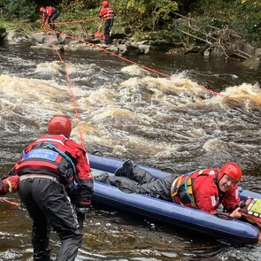 R3E Swiftwater Rescue Technician: DEFRA MOD 3 - Weekday