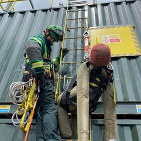 Safe Working at Height and Rescue (HART)