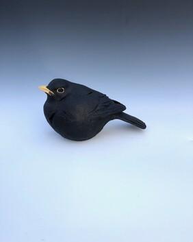 Blackbird  Unmounted 2a